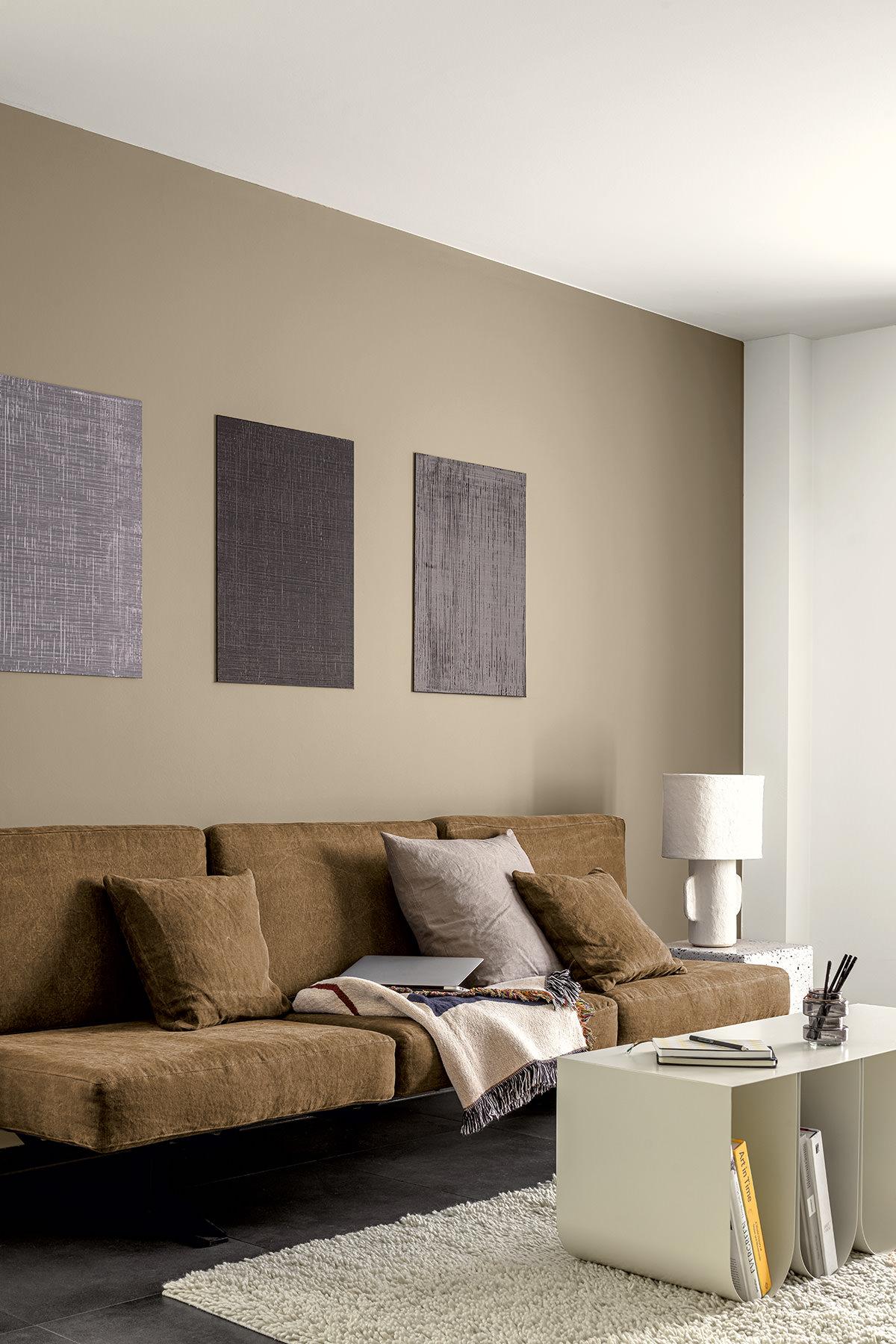 Farbe Dünnenbeige 3D Palazzo 110